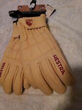Hestra Henrik Pro Model Leather Snowboard Ski Gloves Mens L 9