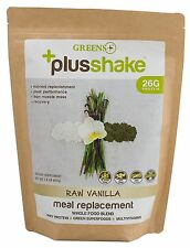 Green Plus Greens-Based Vanilla Whey Protein Whole Food Blend - 1.5 L.B (630g)