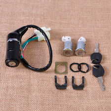 5 Wires Moped Ignition Switch Key Fit For Chinese Scooter Part GY6 50cc-150cc