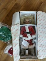 Shirley Temple Christmas Doll Collection Santa's Helper Doll