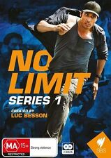 No Limit : Series 1 (DVD, 2015, 2-Disc Set)--REGION 4-Brand new-Free postage