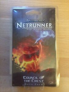 Netrunner Data Pack: The Council of the Crest - Kitara Cycle