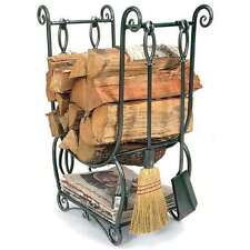 Modern Fireplace Log Holders Carriers Ebay