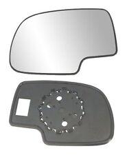 2000-2006 Chevy Suburban 1500 2500 Driver Side power Mirror GLASS w/Back