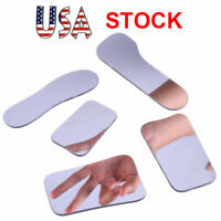 USA 5Pcs Dental Orthodontic Photo Mirror Intra Oral Mouth Mirror Glass Reflector