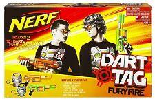 2008 Brand New NERF N-Strike FURYFIRE Dart Tag BLASTER Fury Fire RARE