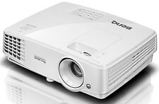 High End HDTV BenQ 3.300 AnsiLumen Beamer 13.000:1 Kontrast, HDMI, FULL HD komp.