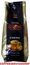 1 KG DI CAFFè IN GRANI BIANCAFFE' MISCELA CREMA PER BAR O DISTRIBUTORI
