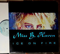 MISS B. HAVEN ICE ON FIRE LP