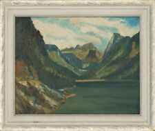 Small (up to 12in.) Modern Modern (1900-1979) Date of Creation Art Paintings