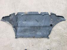 2009-2012 Audi A4 Engine Splash Shield Cover Under  Belly Cover 8F0863821 OEM
