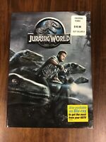 Jurassic World (DVD, 2015)