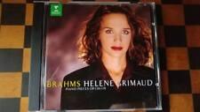 Brahms: Hélène Grimaud Piano Pieces OP.116-119