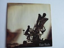 "KATE BUSH CLOUDBUSTING 7"" SINGLE IN EXCELLENT CONDITION HAS PROMO STICKER"