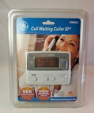 GE Call Waiting Caller ID 29088GC1 Sealed But Packaging has a lot of Wear