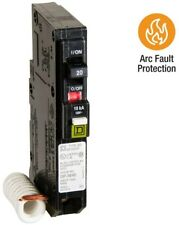 Circuit Breaker 20 Amp Single-Pole Combination Arc Fault Circuit Interrupting