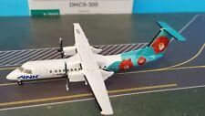 Hogan 1:200 De Havilland Canada DHC-8-300Q Dash 8 Air Nippon - ANK 'Tsubaki'