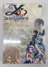 Ys The Art Of Napishtim Video Game Windows 98/2000/Me/XP DVD ROM in Japanese