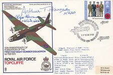 SC17c RAF Hartland Point signed Sir Barnes Wallis bouncing bombs 617 Sqn