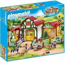 Playmobil Country 6926. Granja de caballos. Más de 5 años