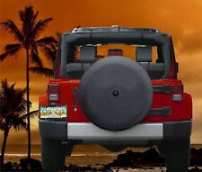 "SpareCover Brawny Series 35"" Fits 2018 + Jeep Wrangler JL Tire Cover 82215434"
