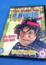 MRS BROWNS BOYS LIVE TOUR - MRS BROWN RIDES AGAIN DVD