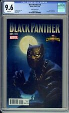 BLACK PANTHER #5 - CGC 9.6 - KABAM VARIANT - ONLY 9.6 IN CGC CENSUS - 2088209012