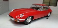 Jaguar E Type Red 1962 1 24 Scale Whitebox 124022 Boxed