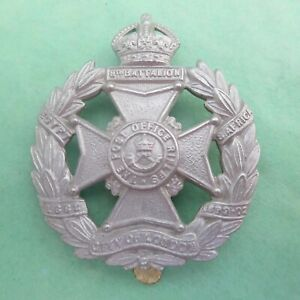 The 8th Battalion London Regiment Post Office Rifles Army/Military Hat/Cap Badge
