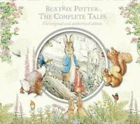 Beatrix Potter The Complete Tales by Beatrix Potter 9780723258827 | Brand New