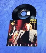 """CHEAP TRICK (7"""") GHOST TOWN / WRONG SIDE OF LOVE [US 1988 EPIC VINYL SINGLE] M-"""