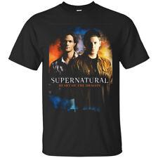 The Supernatural Heart TV Series Black Men's T-Shirt Tee