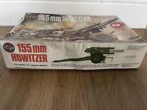Vintage Airfix 155mm Howitzer Gun