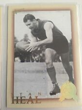 2012 Eternity Limited Edition Hall of Fame Stan Heal Melbourne HFLE210
