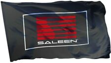 Saleen Flag Banner 3x5ft Car Racing Man Cave Premium 2006 Ford Mustang Engine