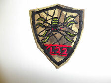 b3606 Rvn Vietnam National Field Force Police Csdc Spider red 222 camo Ir6B