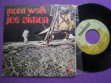 JOE SIMON Moon Walk SPAIN 45 1969 Soul