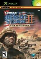 Conflict: Desert Storm 2 Back to Baghdad - Video Game - VERY GOOD