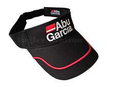 Abu Garcia Ambassadeur Revo Visor Fishing Cap Hat (Black)