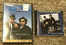 The Blues Brothers DVD & Cd Soundtrack (1998, Collectors Edition Widescreen)