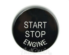 BMW F Series F30 F10 F01 F25 F15 Black Start Stop Engine Push Button Cover NEW