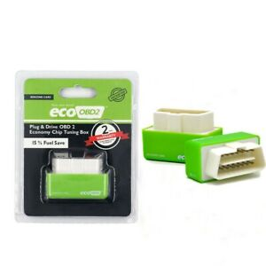 Eco OBD OBD2 Economy Fuel Saver Tuning Box Chip For Petrol Car Gas Saving