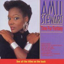 Amii Stewart Time for fantasy (compilation, 11 tracks)  [CD]
