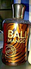 Bath Body Works Bali Mango shower gel 2013 - New! 10 oz Rare find!