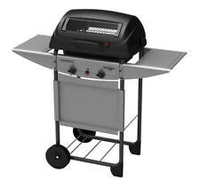 Barbecue a Gas Pietra Lavica 2 Fuochi Ripiani Laterali Campingaz Expert Plus