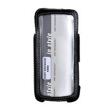 Jim Thomson Handytasche für Sony Ericsson K850i, schwarz, Case