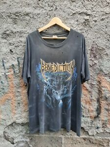 Benediction 90s Bolt thrower Dismember Entombed Deicide Cannibal corpse Obituary