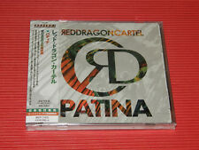 2018 JAPAN CD RED DRAGON CARTEL PATINA WITH BONUS TRACK Jake E Lee