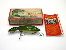 Heddon Tad-Polly with Box- 5009 D green scale