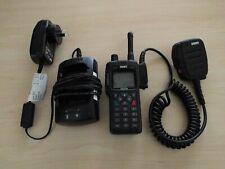 SEPURA TETRA STP-9040 Radio Walkie Talkie Microphone With Charger